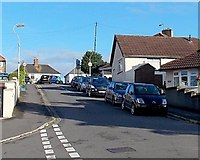ST3090 : NW end of Graig Park Road, Malpas, Newport by Jaggery