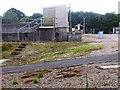 NO5498 : Sewage Farm, Aboyne by Stanley Howe
