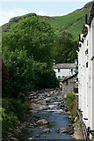 SD3097 : Church Beck, Coniston by Peter Trimming