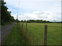 S8666 : Farmland near Drummin by David Purchase