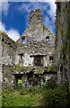 G6639 : Castles of Connacht: Ballincar, Sligo - detail (5) by Mike Searle