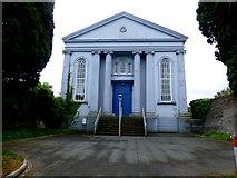 C2502 : Scot Church, Raphoe by Kenneth  Allen