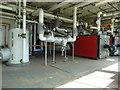 SX9194 : Kay Building - boiler house by Chris Allen