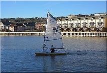 ST5772 : Bristol boats 7 by Anthony O'Neil