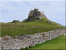 NU1341 : Lindisfarne Castle by kim traynor