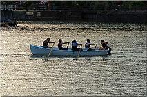 ST5772 : Bristol boats 13 by Anthony O'Neil