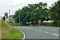 SS2511 : Kilkhampton : The A39 by Lewis Clarke