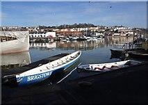 ST5772 : Bristol boats 29 by Anthony O'Neil