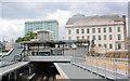 TQ4378 : Woolwich Arsenal Station by Ben Brooksbank
