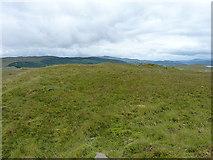 SH7542 : The summit of Carreg y Ieirch by Richard Law
