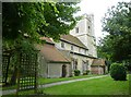 SP8510 : Weston Turville - St.Mary's - Northern façade by Rob Farrow