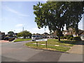 TQ3199 : Rosewood Drive at the junction of Beech Avenue by David Howard