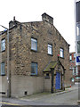 SE3406 : Masonic Hall, Eastgate by Alan Murray-Rust
