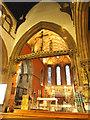 TQ3875 : St Stephen's, Lewisham: chancel by Stephen Craven