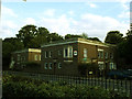 TQ3776 : Buildings on Brookmill Road, Deptford by Stephen Craven