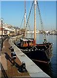 ST5772 : Bristol boats 41 by Anthony O'Neil