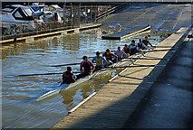ST5772 : Bristol boats 48 by Anthony O'Neil