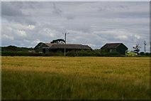 SE6548 : White House Farm near Elvington by Ian S