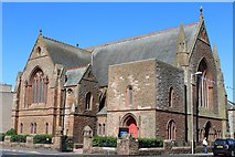 NS3230 : Troon Old Parish Church by Leslie Barrie