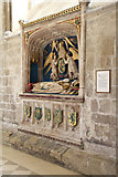 SU8504 : Chichester Cathedral - Wall monument by John Salmon