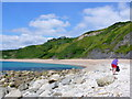 SY7681 : Ringstead Beach by Nigel Mykura