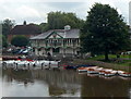 SP2054 : Thai Boathouse, Stratford-upon-Avon by Jaggery