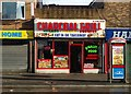 SK5392 : Fast food outlet - Maltby High Street by Neil Theasby