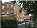 TQ3082 : Yeomanry House - Handel Street by John M