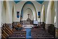 TQ7908 : Interior of St Leonard's church, St Leonards  by Julian P Guffogg