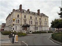 SH7882 : Tudno Castle Hotel by Gerald England
