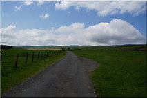 SD8970 : Moorland Road towards Malham by Ian S