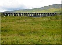 SD7579 : Ribblehead viaduct by Philip Platt