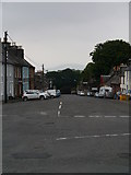 NX4355 : Grey Morning In Wigtown by James T M Towill