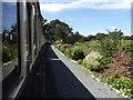SH6038 : Minffordd railway station by Richard Hoare