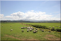 SH5840 : View from the Welsh Highland Railway by Jeff Buck
