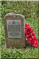 SE5182 : RAF Memorial, Sutton Bank, Yorkshire by Christine Matthews