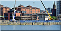 J3475 : CQ1, City Quays, Belfast - July 2014(1) by Albert Bridge