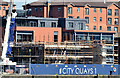 J3475 : CQ1, City Quays, Belfast - July 2014(2) by Albert Bridge