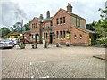 SU5832 : Alresford Railway Station by David Dixon
