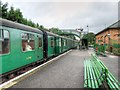 SU5832 : Alresford Station, Watercress Line by David Dixon
