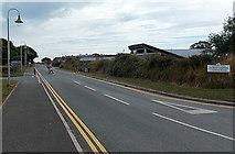 SM7525 : Caerfai Road, St David's by Jaggery