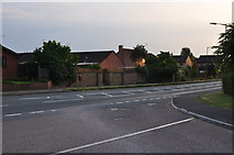 ST0307 : Cullompton : Honiton Road by Lewis Clarke