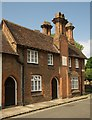 SP8113 : Hickman's Almshouses, Aylesbury by Julian Osley