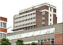 J3372 : Former library, Queen's University, Belfast - July 2014(3) by Albert Bridge