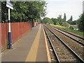 SD7211 : Hall i' th' Wood railway station, Bolton by Nigel Thompson