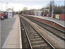 SD6922 : Darwen railway station, Blackburn with Darwen by Nigel Thompson