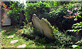 SU5876 : Grave Stones by the Old Chapel by Des Blenkinsopp