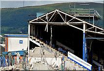 J3272 : The South Stand, Windsor Park, Belfast - July 2014(2) by Albert Bridge