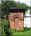 SK5740 : Curious brick tower, Victoria Park, Nottingham by Stephen Richards