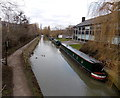 SP5007 : Narrowboats on the Oxford Canal by Jaggery